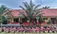 Hebat!!! Mahasiswa Kelompok 1 Kukerta STIA-Nusa, Berhasil Aktifkan Kembali Pramuka yang telah lama Vakum di SMPN 03 Lunang Utara